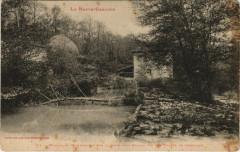 Moulin de Montmaurin sur la Save pres Blajan - Montmaurin