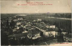 Blagnac - Vue générale et vallée de la Garonne - Blagnac