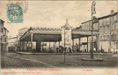 Cazeres - Les Halles - Cazères