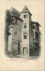 Saint-Bertrand de Comminges - Vieille Maison - Saint-Bertrand-de-Comminges