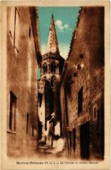 Martres-Tolosane Le Clocher maisons - Martres-Tolosane