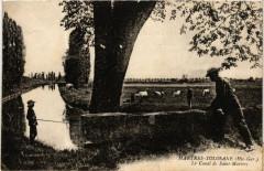 Martres-Tolosane (Hte-Gar.) - Le Canal de Saint-Martory - Martres-Tolosane