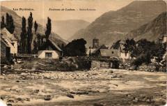 Les Pyrénées - Env. de Luchon - Saint-Aventin - Saint-Aventin