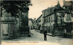 Cazeres-sur-Garonne (Hte-G.) - Rue du 4. Septembre - Cazères