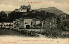 Saint-Bertrand-de-Comminges - Vue du Pont du Plan - Saint-Bertrand-de-Comminges