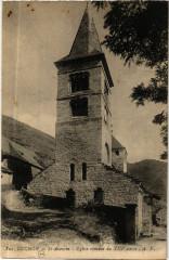 Luchon - Saint-Aventin - Eglise romane du Xiii siécle - Saint-Aventin