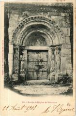 Porefje de l'Eglise de Walcabrere - Ore