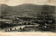 Vue sur Boussens prise du Chateau de Roquefort - Boussens