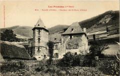 Vallée d'Oueil - Chateau de Saint-Paul d'Oueil - Saint-Paul-d'Oueil