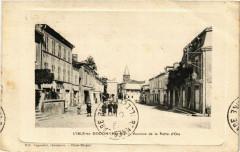 L'Isle-en Dodon (Hte-G.) - Avenue de la Patte-d'Oie - L'Isle-en-Dodon