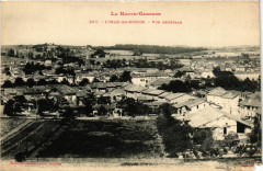 L'Isle-en-Dodon - Vue générale - L'Isle-en-Dodon
