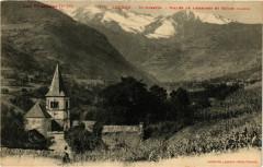 Luchon - Saint-Aventin - Vallée de l'Arboust et Gours Blancs - Saint-Aventin