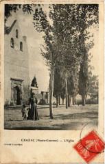 Grazac (Haute-Garonne) - L'Eglise - Grazac