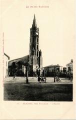 Blagnac pres Toulouse - L'Eglise - Blagnac
