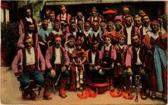 Les Vieux Costumes Pyrenéens, Costumes de Bethmale - Bethmale