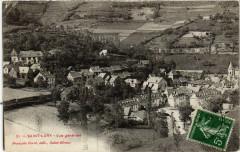 Saint-Lary Vue Générale - Saint-Lary