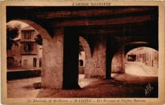 Saint Lizier- Les Arceaux et Vieilles Maisons France - Saint-Lizier