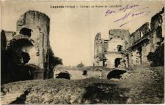 Lagarde- Chateau ou Ruines France - Lagarde