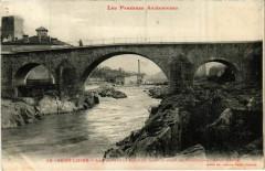 Saint Lizier- Le Pont sur le Salat France - Saint-Lizier