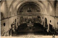 Castelnau Durban- Interieur de l'Eglise Paroissiale France - Castelnau-Durban
