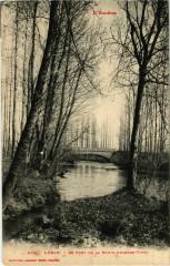 Leran- Le Pont de la Route d'Aigues Vives France - Léran