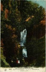 St Gironnais- Vallee de Bethmale, Cascade France - Bethmale