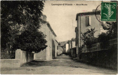 Laroque d'Olmes Grand Route Ariege - Laroque-d'Olmes