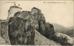 Le Lot Illustre - cALVIGNAC (Vallee du Lot) - Calvignac