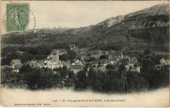 Lot - Vue generale d'AUTOIRE, pres Saint-Cere - Saint-Céré