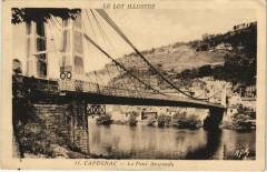 Le Lot illustre - Capdenac - Le Lot Suspendu - Capdenac