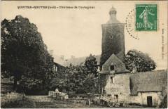 Quatre-Routes - Chateau de Cavagnac - Cavagnac
