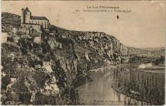 Le Lot Pittoresque - Saint-Cirq-Lapopie et le Vallee du Lot - Saint-Cirq-Lapopie
