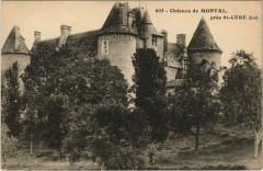 Chateau de Montal, pres Saint-Cere - Saint-Céré