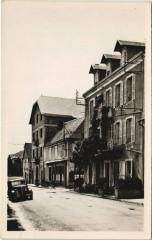 Vayrac - avenue Saint-Denis Hotel Moderne et son annexe - Vayrac