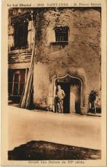 Le Lot Illustre - 2043 Saint-Cere - devant une Maison Xv siecle - Saint-Céré