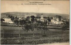 Le Lot Pittoresque Lacapelle Marival - Vue generale (cote Quest) - Lacapelle-Marival