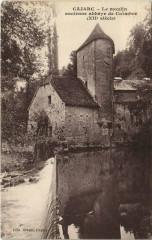 Cajarc - Le Moulin ancienne abbaye de Coimbre (Xii siecle) - Cajarc