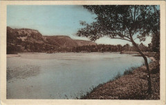 Vayrac - La Dordogne a Saint-Pierre - Vayrac
