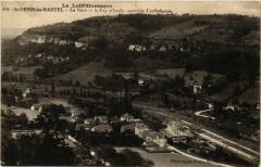 Saint-Denis-les-Martel - La Gare et le Pay d'Issolu autrefois - Saint-Denis-lès-Martel