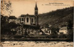 Le Lot Pittoresque - Cregols - Vue générale et les Bords du Lot - Crégols