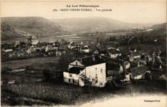 Le Lot Pittorescue - Saint-Pierre Toirac - Vue générale - Saint-Pierre-Toirac