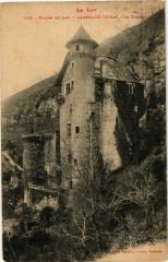 Le Lot - Vallée du Lot - Larroque-Toirac - Le Chateau - Larroque-Toirac
