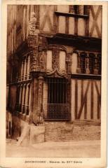 Bourgogne - Maison du Xv Siecle 46 Lot