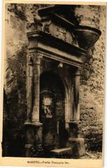 Martel - Porte Francois Ier - Martel