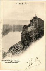 Le Lot Illustre - Mirandol presMartel Falaises & Calvaire - Martel