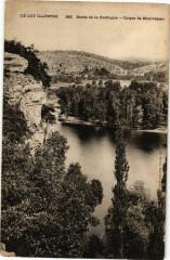 Le Lot Illustre - Bords de la Dordogne - Cirque de Montvalent - Montvalent