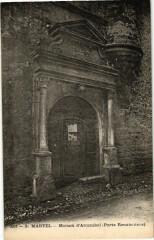 Lot - Martel - Maison d'Arcambal (Porte Renaissance) - Martel