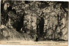 Le Lot Pittoresque - Blars - Grotte du Cozuol - Le Labyrinthe - Blars