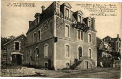 Le Lot Pittoresque - Saint-Denis-les-Martel - Terminus-Hotel en face - Saint-Denis-lès-Martel