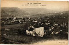 Le Lot Pittoresque - Saint-Pierre Toirac - Vue générale - Saint-Pierre-Toirac